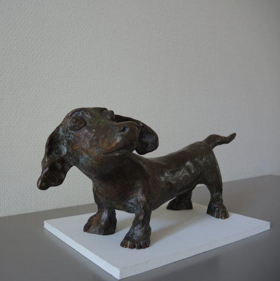 Carin Grudda, Skulptur